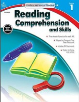 Reading Comprehension and Skills,  Grade 1