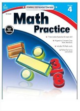 Kelley-Wingate Math Practice, Grade 4