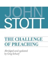 The Challenge of Preaching - eBook