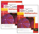 On-Core Mathematics Grade 6 Bundle