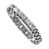 Armor of God Girls Luxury Bracelet, 7 1/2 (Ephesians 6:11)