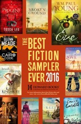 Best Fiction Sampler Ever 2016 - Howard Books: A Free Sample of Fiction Titles - eBook