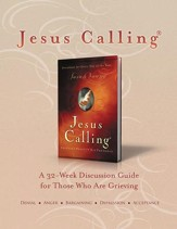 Jesus Calling Book Club Discussion Guide for Grief - eBook