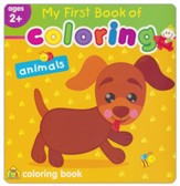 My First Book of Coloring: Animals