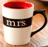 Mrs. Mug, I Found the One My Heart Loves