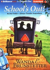 #1: School's Out Unabridged Audiobook on CD