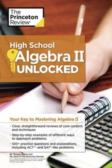 High School Algebra II Unlocked - eBook