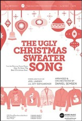 The Ugly Christmas Sweater Song Music Anthem
