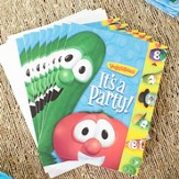 Veggie Tales Invitations, Package of 8