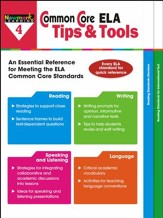 Common Core ELA Tips & Tools Grade 4 - Slightly Imperfect