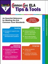Common Core ELA Tips & Tools Grade 7