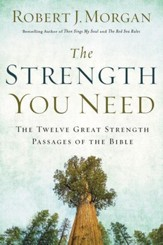 The Strength You Need: The Twelve Great Strength Passages of the Bible - eBook