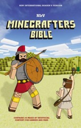 Minecrafters Bible, NIrV - eBook