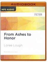 #1: From Ashes to Honor - unabridged audiobook MP3-CD
