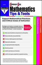 Common Core Mathematics Tips & Tools Grade 7