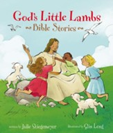God's Little Lambs Bible Stories - eBook