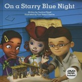 On a Starry Blue Night--Book and DVD