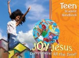 VBS 2016 Joy in Jesus Everywhere! All the Time! - Teen Student Handbook - Slightly Imperfect