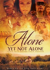 Alone Yet Not Alone, DVD