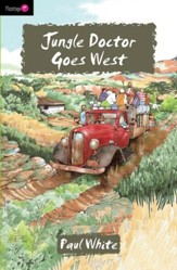 Jungle Doctor Goes West - eBook