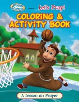 Coloring & Activity Book: Let's Pray