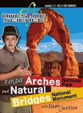 Explore Arches National Park and Natural Bridges Nat. Monument Episode 11 DVD