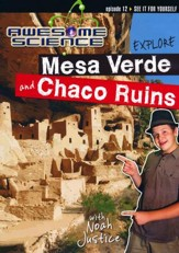 Explore Mesa Verde and Chaco Ruins DVD