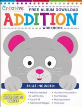 Addition Workbook with Album Download
