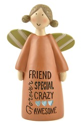 Forever Friend Blessings Angel Figure