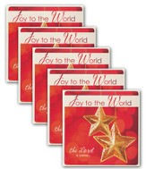 Joy to the World--CD Greeting Card Set: 5 Pack