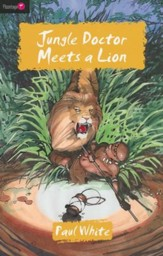 Jungle Doctor Meets A Lion - eBook