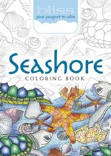 BLISS Seashore Coloring Book