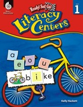 Ready! Set! Go! Literacy Centers: Level 1
