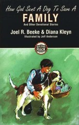 How God Sent A Dog To Save A Family - eBook