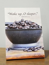 Wake Up, O Sleeper Plaque