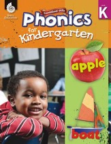 Phonics for Kindergarten Level K