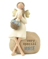 Very Special Nurse Angel Figurine