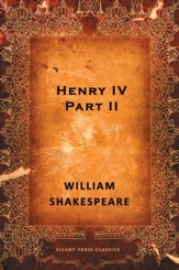 Henry IV, Part II: A History - eBook