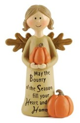 May the Bounty Of the Season, Angel Figure