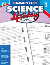 Common Core Science 4 Today, Grade 2