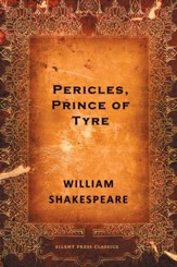 Pericles, Prince of Tyre: A Comedy - eBook