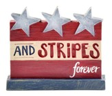 Stars and Stripes Forever Figurine