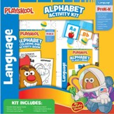 Playskool Alphabet Activity Kit