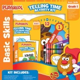 Playskool Time Activity Kit
