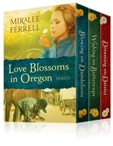The Love Blossoms in Oregon Series - eBook