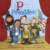 P Is for President - eBook