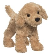 Thatcher Golden Retriever, Plush Dog