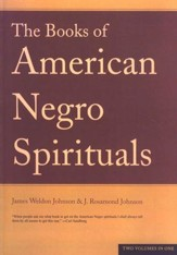 The Books of American Negro Spirituals