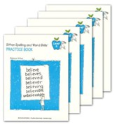 Sitton Grade 6 Practice Book 5-Pack