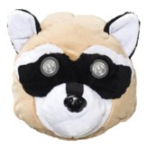 Raccoon Wearable Headlights